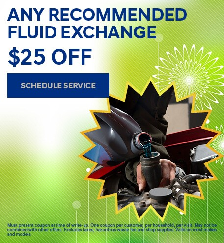 Any Recommended Fluid Exchange