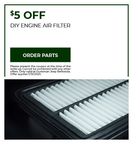 DIY Air Filter - July Special