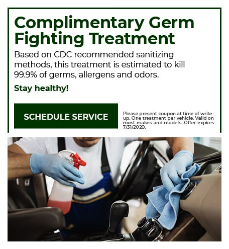 Germ Treatment - July Special