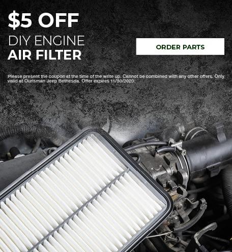 DIY Air Filter - November Special