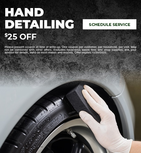 Hand Detailing - November Special