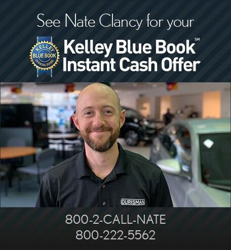 See Nate for your KBB Instant Cash Offer