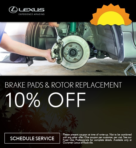 August | Brake Special