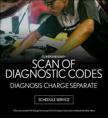 Scan of Diagnostic Codes