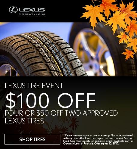 September | Tire Special