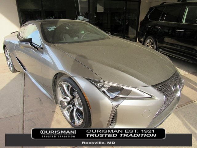 New 2019 LEXUS LC 500 500 For Sale at Ourisman Lexus of Rockville | VIN:  JTHHP5AY3KA006936