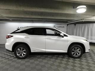 2019 LEXUS RX 450h RX 450h AWD