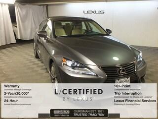 2015 LEXUS IS 250 Sedan
