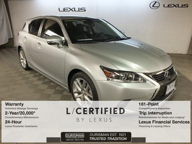 2016 LEXUS CT 200h Hatchback