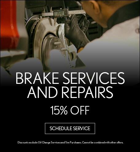 Brake Service & Repairs