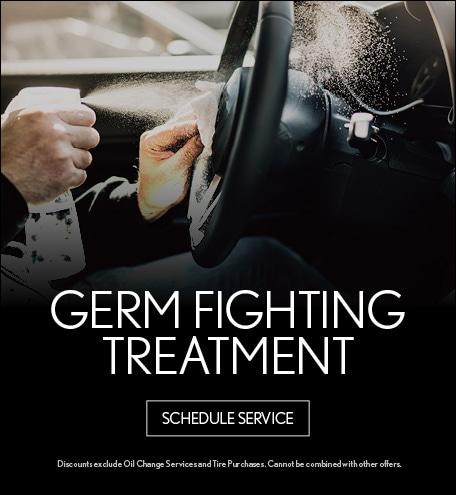 Germ Fighting Treatment