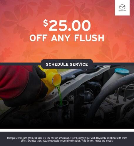 $20 Off Any Flush