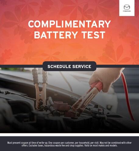 September | Battery Test