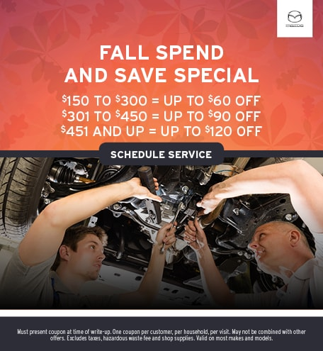 Fall Spend & Save