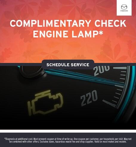 September | Check Engine Lamp