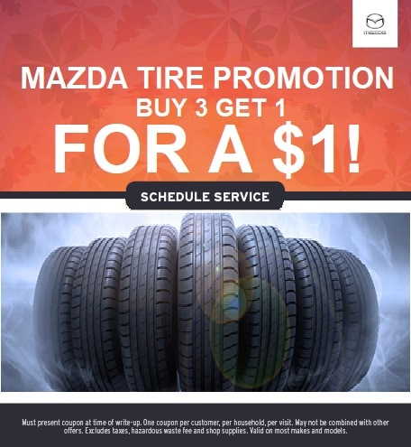 October | Tire Promotion