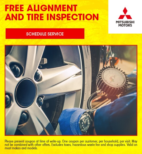 JUNE | FREE ALIGNMENT AND TIRE INSPECTION