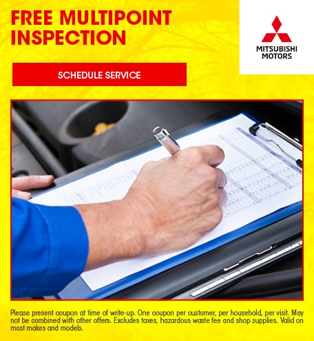 JUNE | FREE MULTIPOINT INSPECTION