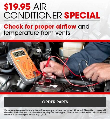 Air Conditioner Treatment