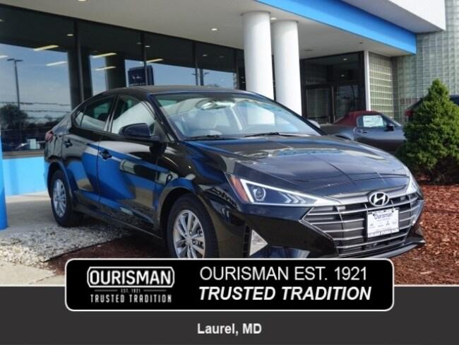New 2019 Hyundai Elantra For Sale At Ourisman Automotive Group Vin