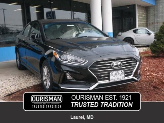 Ourisman Hyundai Laurel >> New 2019 Hyundai Sonata For Sale At Ourisman Automotive