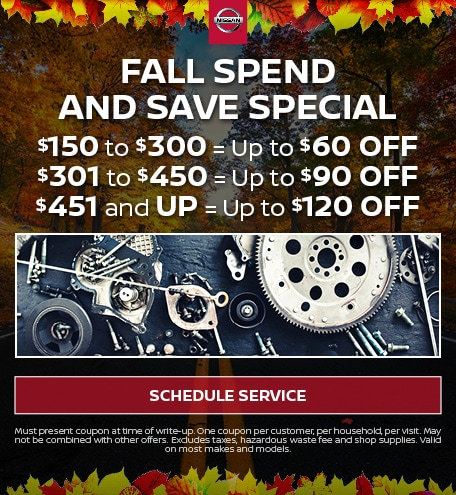 September | Fall Spend & Save