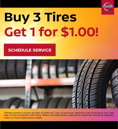 August | Tire Offer