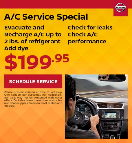 June | A/C Service Special