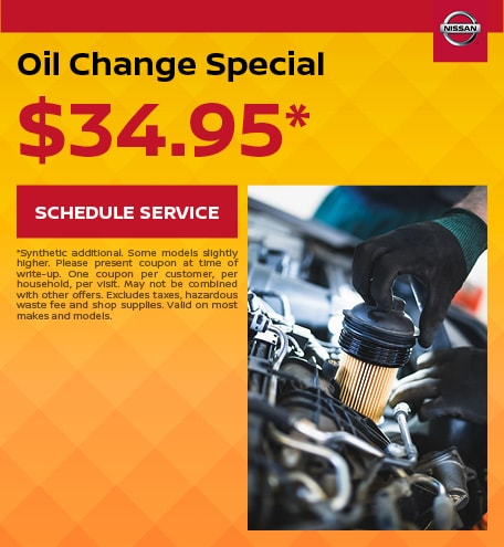June | Oil Change Special