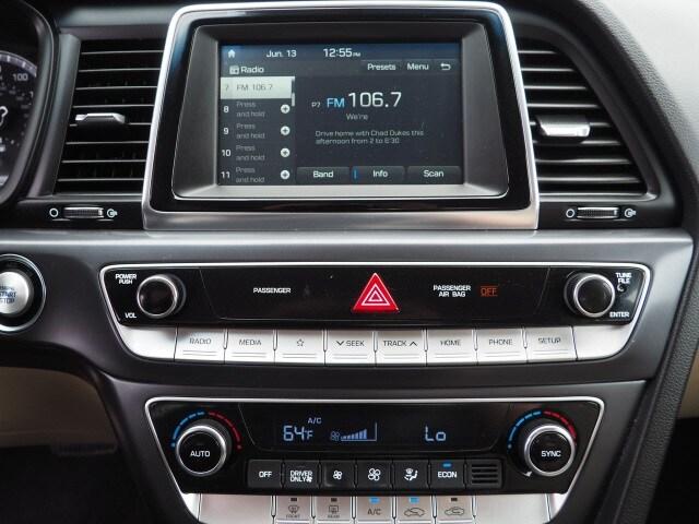 Used 2018 Hyundai Sonata Hybrid For Sale at Ourisman Nissan | VIN:  KMHE24L39JA079835