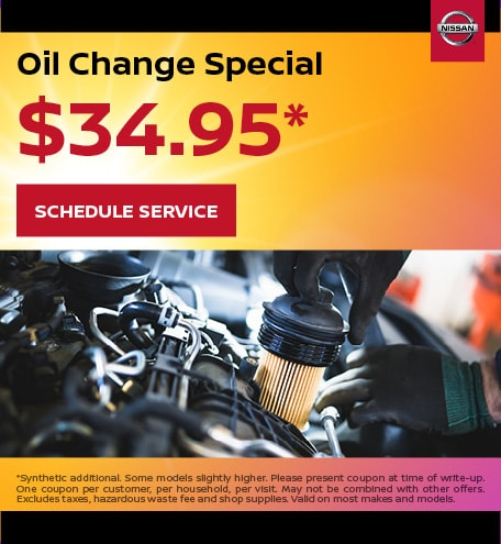 August | Oil Change Special