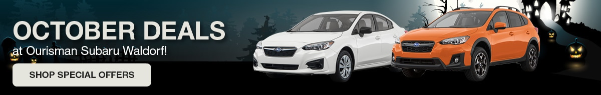 New Subaru Inventory For Sale In Waldorf Md