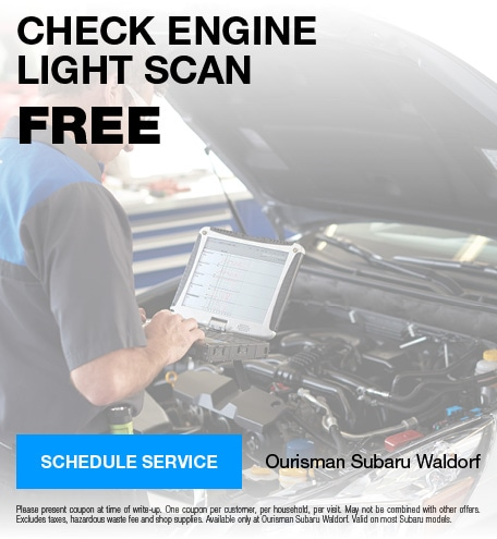 Check Engine Light Scan