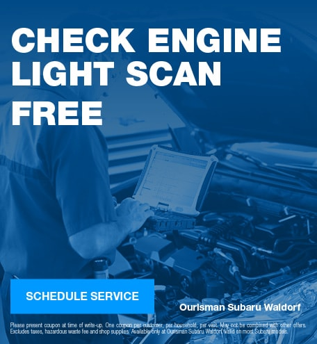 Check Engine Light Scan