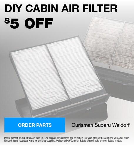 DIY Cabin Air Filter