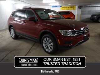 2019 Volkswagen Tiguan 2.0T S SUV For Sale in Bethesda, MD