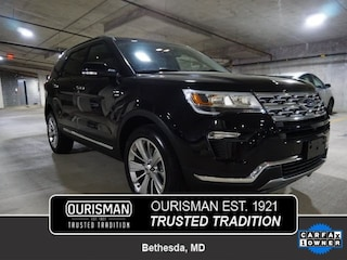 2019 Ford Explorer Limited SUV For Sale in Bethesda, MD