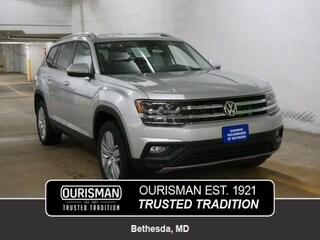 2019 Volkswagen Atlas 3.6L V6 SE w/Technology SUV For Sale in Bethesda, MD