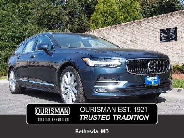 New 2019 Volvo V90 For Sale At Ourisman Volkswagen Of Bethesda