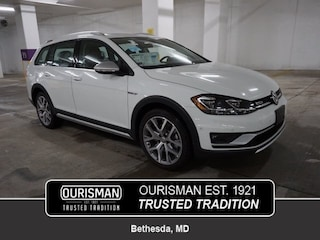 2019 Volkswagen Golf Alltrack TSI Wagon For Sale in Bethesda, MD