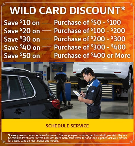 September | Wild Card Special