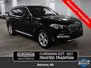 2019 BMW X3 xDrive30i SAV For Sale in Bethesda, MD