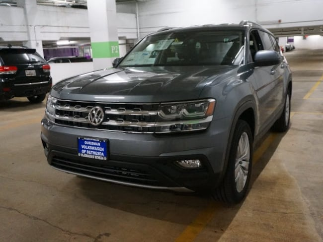 New 2019 Volkswagen Atlas For Sale at Ourisman Automotive