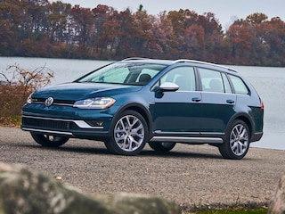 2019 Volkswagen Golf Alltrack TSI S 4MOTION Wagon For Sale in Bethesda, MD