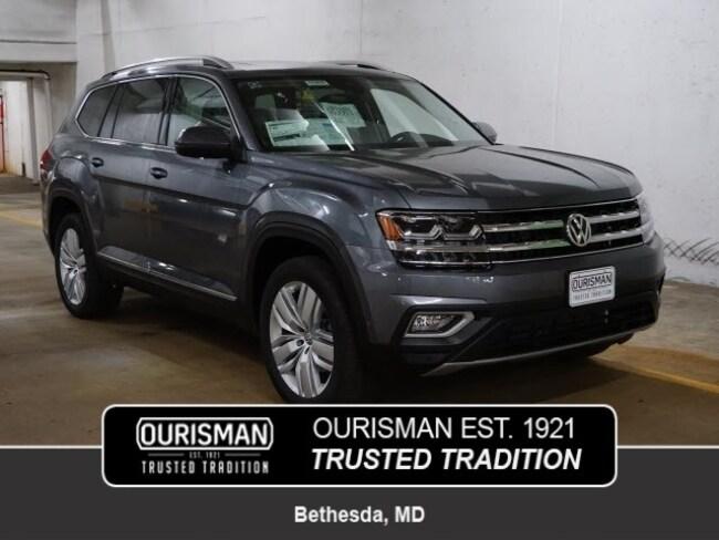 New 2019 Volkswagen Atlas For Sale at Ourisman Volkswagen of Bethesda |  VIN: 1V2NR2CA1KC553901