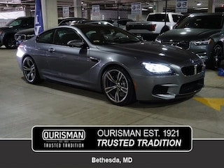 2014 BMW M6 Coupe For Sale in Bethesda, MD