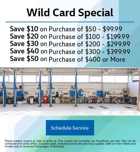 May | Wild Card Special