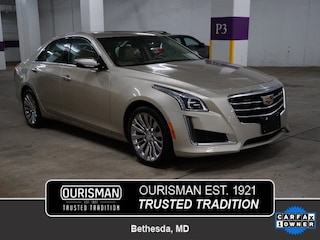 2016 CADILLAC CTS 2.0L Turbo Luxury Collection Sedan For Sale in Bethesda, MD