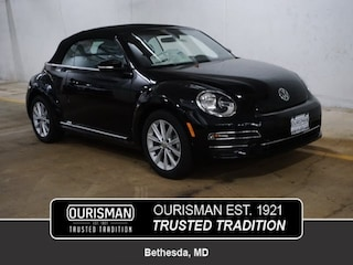2019 Volkswagen Beetle 2.0T SE Convertible For Sale in Bethesda, MD