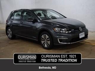 2019 Volkswagen e-Golf SE Hatchback For Sale in Bethesda, MD